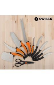 10 delni set Swiss Ergo nožev